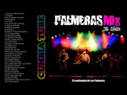 Los Palmeras Mix Enganchados 35 temas continuados