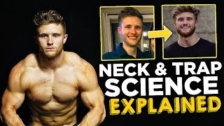 How to Grow a Huge Neck and Traps | Science Explained (14 Studies)