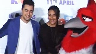 Sonakshi and Imran