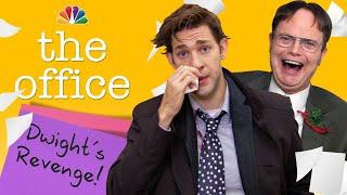 Eight Times Dwight Got Revenge on Jim - The Office (Mashup)