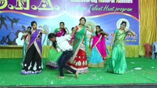 DNA-2016 - Pelli choopulu dance - Apoorva College