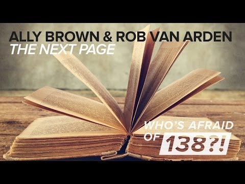 Ally Brown & Rob van Arden - The Next Page (Original Mix)