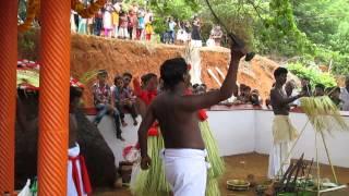 Panjuruli  theyyam, Achikkanam,Kanhangad