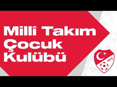 Fatih Terim-Milli Takım Çocuk Kulübü Etkinliği 1.Kısım