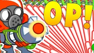 RAYS OF DOOM ARE OVERPOWERED - BLOONS TOWER DEFENSE BATTLES   JeromeASF