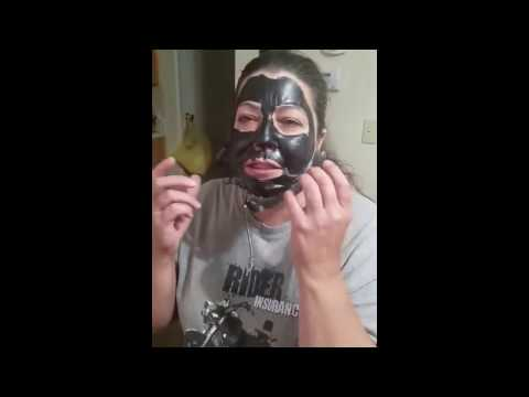 My Favorite Compilation of Charcoal Face Mask Gone Wrong Part 1 - Subscribe and Like :)