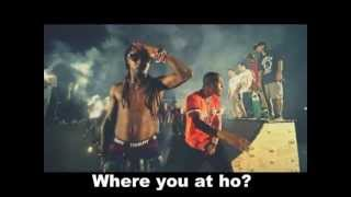 T.I. Ft Lil Wayne Ball official video (dirty) with Lyrics