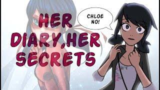 *Adrienette*Her diary,her secrets Part 1/2