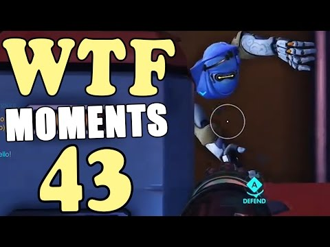 Overwatch WTF Moments Ep.43