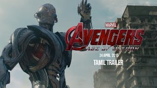 Marvel's Avengers: Age of Ultron Trailer 3 (Tamil) | Releasing 24 April 2015