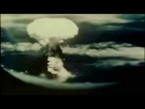 Hiroshima y Nagasaki 6 de Agosto 1945 Lanzamiento de la Bomba Atómica
