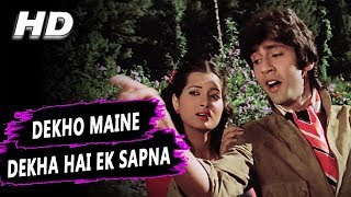 Dekho Maine Dekha Hai Ye Ek Sapna   Amit Kumar, Lata Mangeshkar   Love Story Songs   Kumar Gaurav