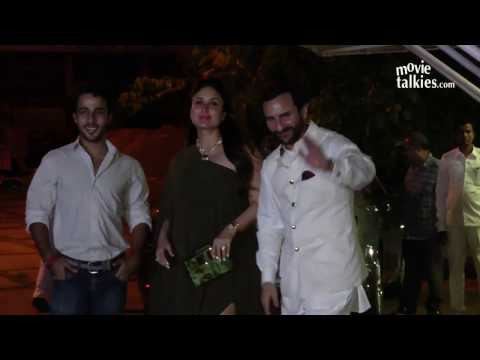 Pregnant Kareena Kapoor's Baby Bump Gets Bigger Spotted After A Late Night Party