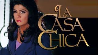 Victoria Ruffo y César Évora protagonizan LA CASA CHICA Entrada