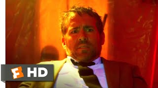 The Hitman's Bodyguard (2017) - The Key to Torture Scene (9/12) | Movieclips