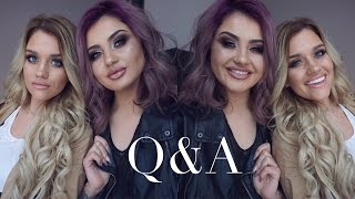Q&A with Jamie!