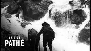 Conquering The Gabelhorn (1933)