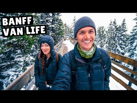 DOES BANFF LIVE UP TO THE HYPE Canada Van Life