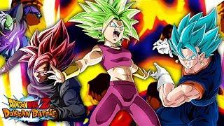 BEST TEAM POTARA GLOBAL! FORTISSIMO! Dragon Ball Z Dokkan Battle ITA