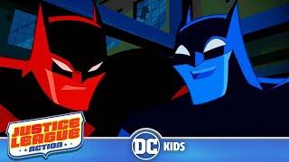 Justice League Action | Batman VS Batman! | DC Kids
