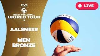 Aalsmeer 1 -Star 2017 - Men bronze - Beach Volleyball World Tour