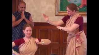 The 10 incarnations - Drama & Dance by Jaya Krishna das, Jahnavi Harrison & Tulasi Harrison