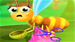 Baby Beekeepers, Rescue And Care For Baby Bees - Fun Educational Game