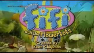 Фифи и цветочные малыши - День спорта