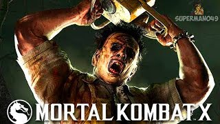 THE BEST BRUTALITY OF ALL TIME! - Mortal Kombat X: