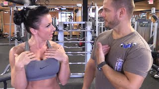 Why Erica Cordie DOESN'T Train Her Chest