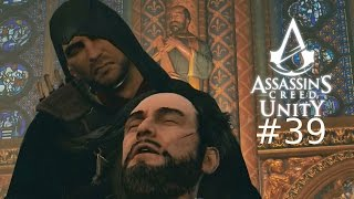 AC Unity #39 Nein nicht töten [Deutsch] Let´s Play Assassin´s Creed Unity