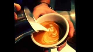latte art - Thailand barista