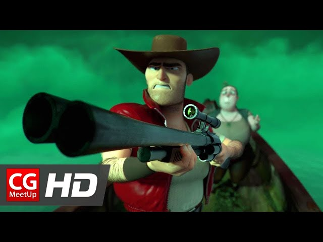 """CGI Animated Short Film """"Creature From The Lake Short Film"""" by ISART DIGITAL"""