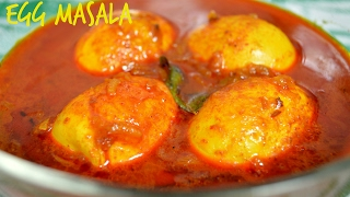 Egg Masala Gravy home style || Simple Egg Curry Recipe || Egg Masala Curry Recipe