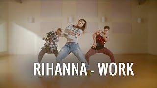Rihanna - Work | Choreography by Janelle Ginestra | Shot by Brazil