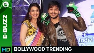 Sonali Bendre At The Launch Of Reality Show 'India's Best Dramebaaz'