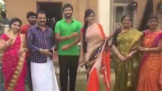 Varudhini parinayam Team says Good Bye To Varudhini Parinayam Serial