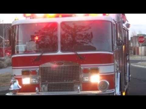 Fire Truck Song for Pre School kids (music by Ivan Ulz)