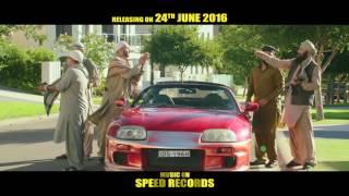 Rab Da Vaasta   Dialogue Promo   Sardaarji 2   Speed Records