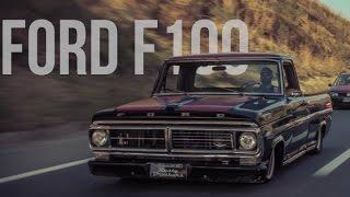 Ford F100 V8 - Air Suspension