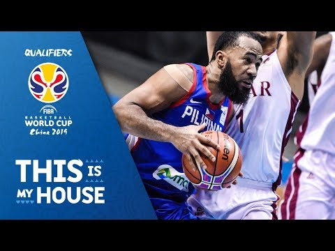 Xxx Mp4 Philippines V Qatar Highlights FIBA Basketball World Cup 2019 Asian Qualifiers 3gp Sex