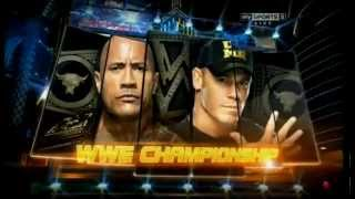 WWE Wrestlemania29 Preview The Rock vs John Cena