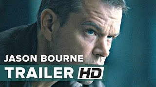 Jason Bourne (2016) - Nuovo Trailer Ufficiale Italiano HD - Action Movie con Matt Damon