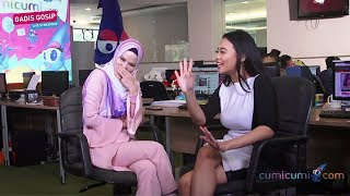 Gadis Gosip with Angel Lelga: Ditanya Soal Bang Haji, Ini Jawaban Angel Lelga