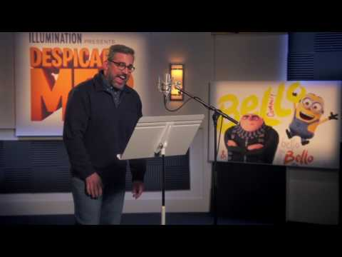 Despicable Me 3 Steve Carell reflects on Gru Universal Pictures HD