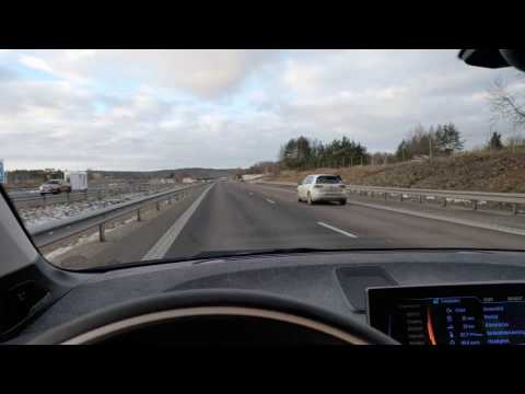 BMW i3 BEV 33kWh/94Ah range test and review at 0C and 70mph