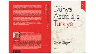 Dünya Astrolojisi Türkiye Kitabı Yayımlandı
