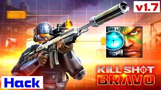 Kill Shot Bravo - Hack/Mod v1.7 (Mega Hack)