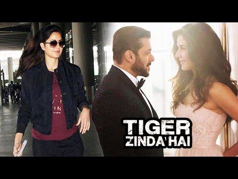 Xxx Mp4 Katrina Kaif RETURNS From Tiger Zinda Hai Shoot Without Salman Khan 3gp Sex