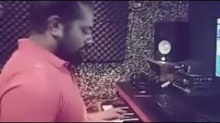 Shironame Tumi amar by Rafat | Excellent singing | piano version | Excellent singing cover song